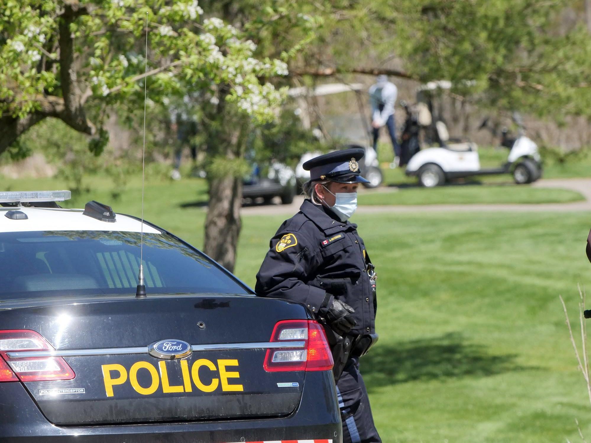 'Overbearing' enforcement: Defiant Tillsonburg golf course closes