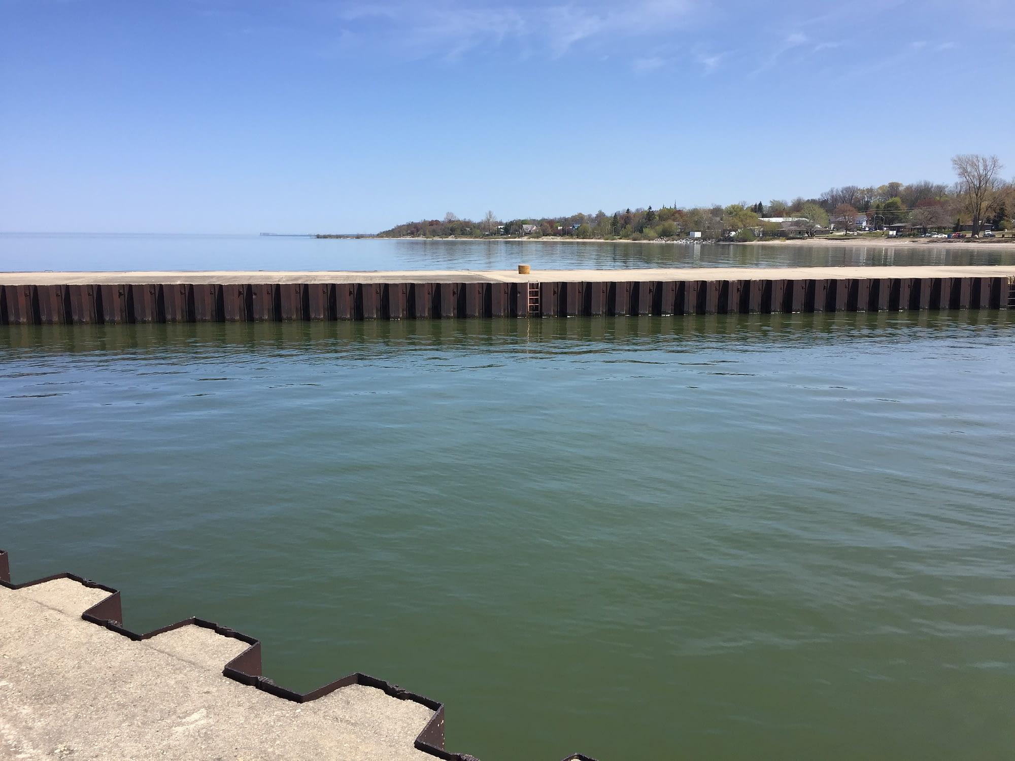 Kincardine reviews tenders for Pier repairs
