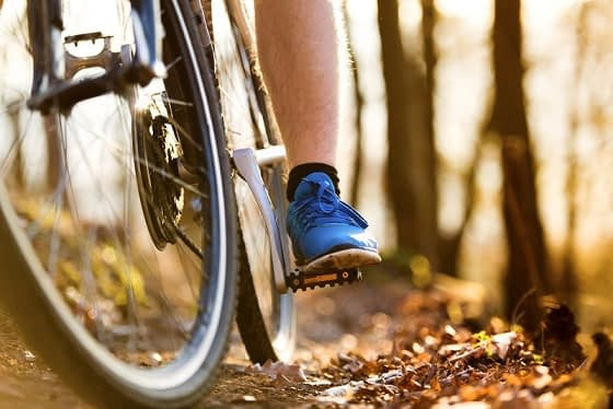 Huron County checking off cycling attributes