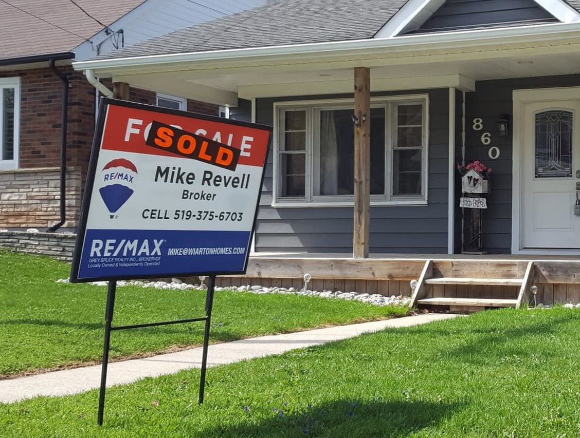 Grey-Bruce average home price hits record $646K in March