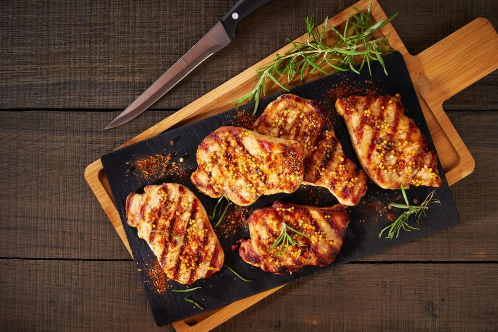 Cottage Q&A: Grilling pork
